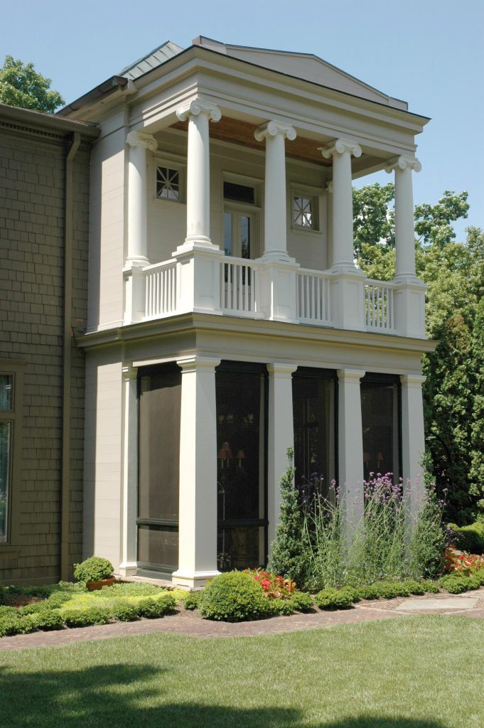 View of Nashville Showhouse